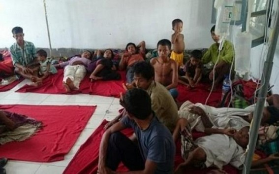 Malaria threats increasing in Tripura