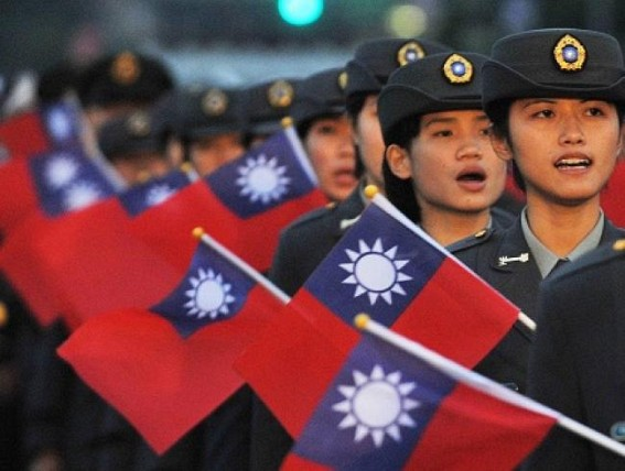 US approves renewal of Taiwan military training programme
