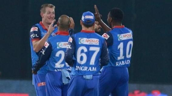 Clinical Mumbai thrash lacklustre Delhi by 40 runs