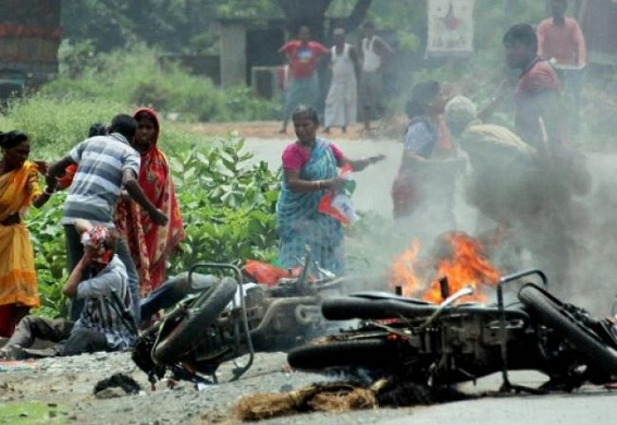 Minor injured in post-poll violence in Bengal