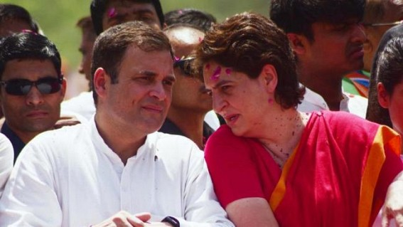 Will contest from Varanasi if Rahul asks: Priyanka
