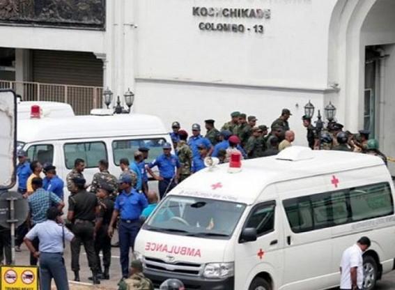3 Indians among 207 killed in Sri Lanka mayhem
