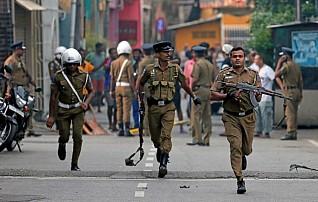 Foreign involvement in Sri Lanka bombings: PM