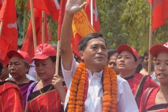 Tripura CPI-M MP sacrificed own vote to save lakhs of voters votes from BJP rigging