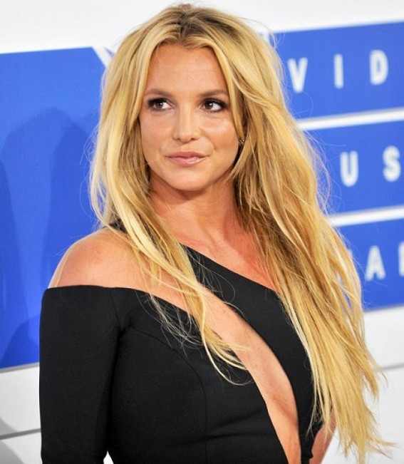 Britney Spears fans hold protest in Los Angeles
