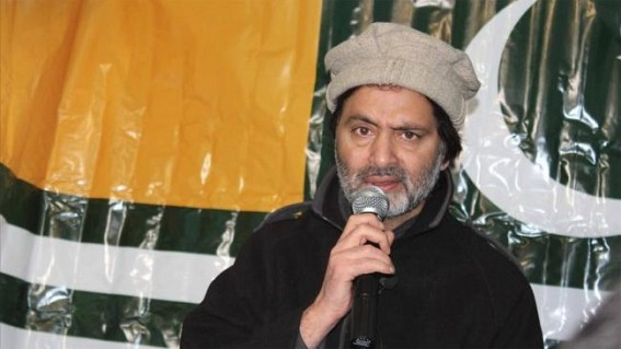 Yasin Malik sent to judicial custody till May 24