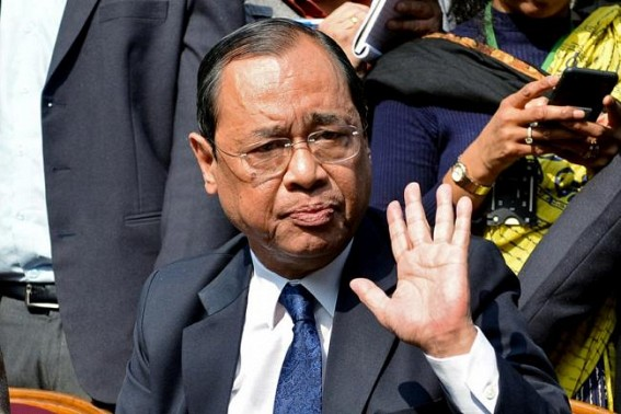 Ex-judge to probe conspiracy angle in CJI sexual harassment matter