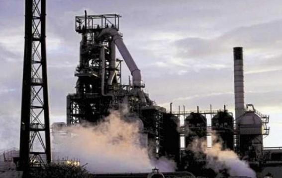 Two injured in Tata Steel UK plant blast