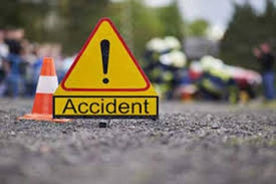 Two killed, 9 injured in road accident in J&K