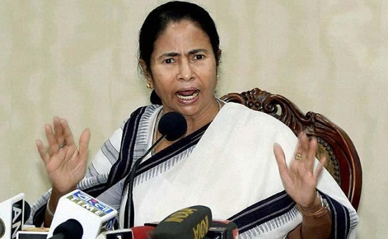 Modi like Kalidasa in his earlier days, says Mamata