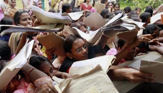 Jobs remain top concern for voters: CVOTER-IANS