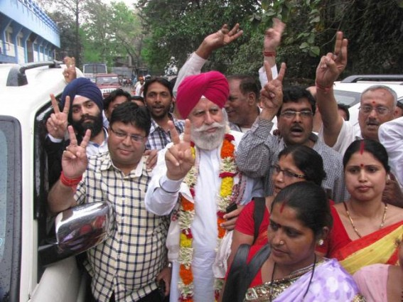 BJP's Ahluwalia in fray from 'sasural' Burdwan-Durgapur but no cakewalk
