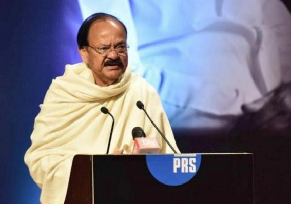 Youth must shoulder greater responsibility: Naidu