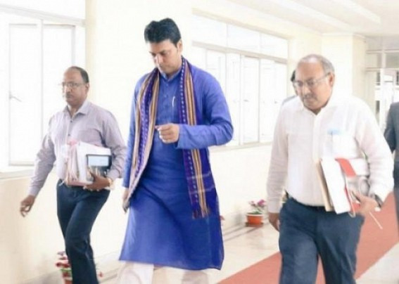 Multiple cases filed against Tripura Govt in High Court by Job aspirants : Anti-incumbency grows larger against BJP Govt in 14 months' rule