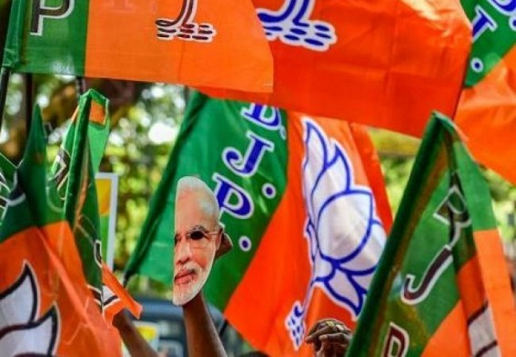 Huge numbers of Tripura and few more states' BJP youths are residing in West Bengal