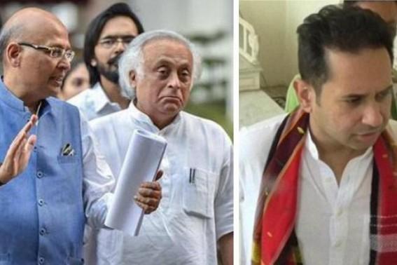 Abhishek Manu Singhvi, Jairam Ramesh, Pradyot Manikya to attend ECI-Congress meeting today