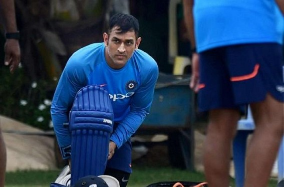 Dhoni's Unique Punishment to Tackle Latecomers in Training Revealed