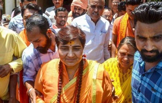Nathuram Godse Was, Will Remain a Deshbhakt: Pragya Thakur