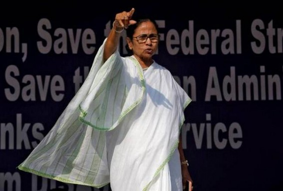 Mamata Thanks Opposition Leaders for Backing Her Amid WB Violence