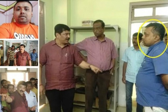 Tripura Doctor caught red-handed by Health Minister in illegal abortion scam : FIR lodged
