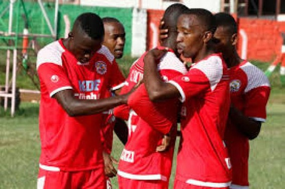 Tom Juma: AFC Leopards burning for revenge against Mount Kenya United