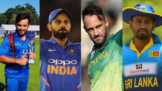 Form Index: The 10 Captains of the 2019 ICC World Cup