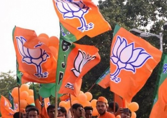 BJP leads in Lok Sabha Election