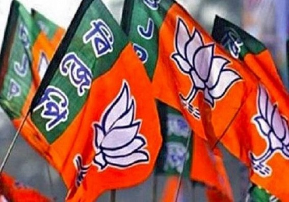 BJP leads in 344 seats, Congress 91, TMC-MGB-47, BDJ-TRS-YSR-41, TDP-Left-OTH- 10