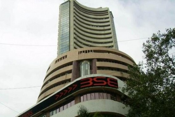 Sensex pares gains further after touching 40,000; Nifty near 11,800