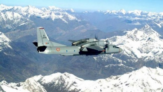 IAF lead massive ops underway in Arunachal to reach AN-32 crash site