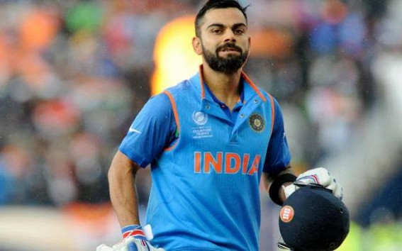 Kohli lone cricketer in Forbes list of highest-paid athletes