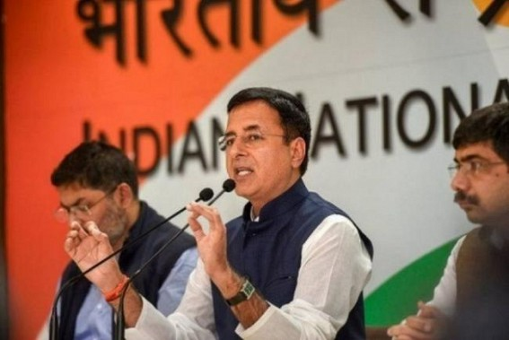 Congress Core Committee dissolved: Surjewala