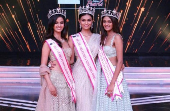 Suman Rao crowned Miss India 2019