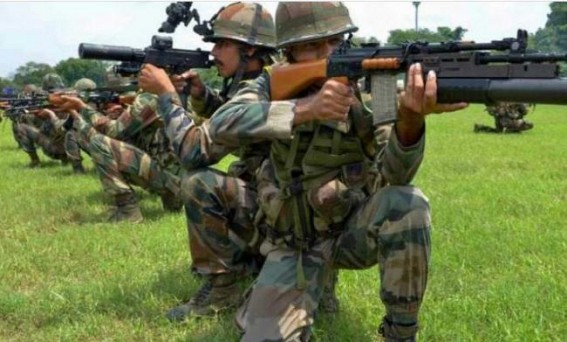 India, Myanmar forces coordinate to target Northeast militant camps