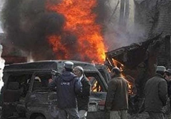 34 killed in Kabul explosion