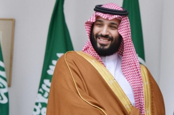 Saudi Crown Prince meets Japanese Emperor in Tokyo