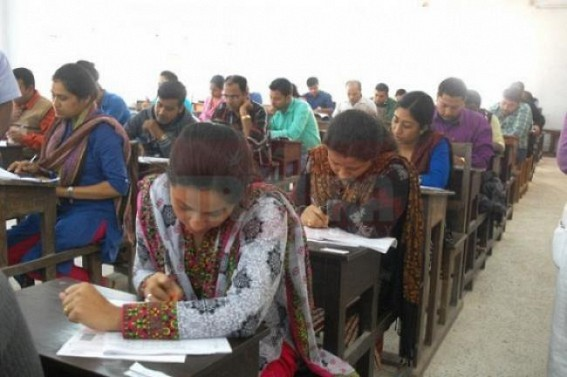 Tripura's unemployment problems, Teachers Crisis : Free coaching started for TET aspirants