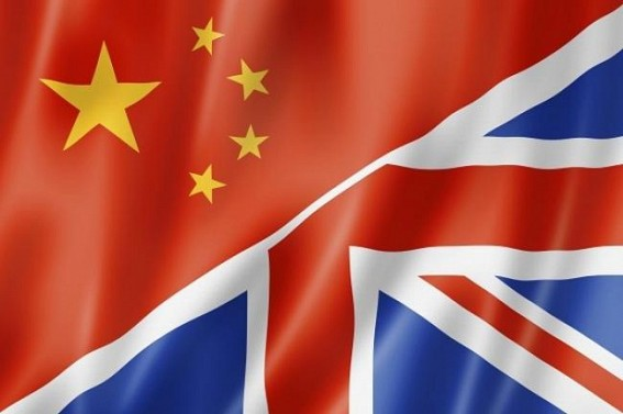 Four Britons among foreigners arrested in China