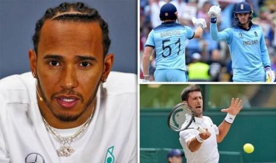 Why British GP on same day as WC, Wimbledon finals: Hamilton