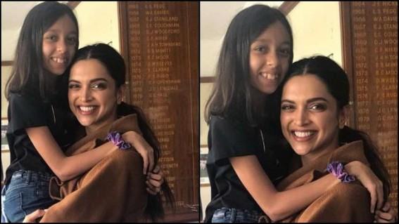 Deepika gave Kabir Khan's daughter 'serious girl goals'