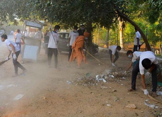 Tribal Engineers' Society to organize awareness programme on 'Swachh Bharat'
