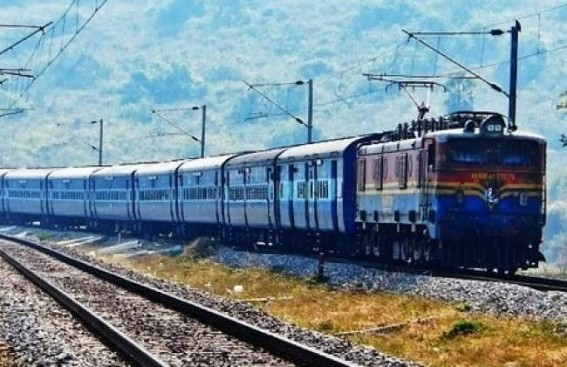 Rain hampers train services to Assam's Barak Valley, Tripura