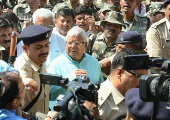 Lalu Prasad gets bail in fodder scam case