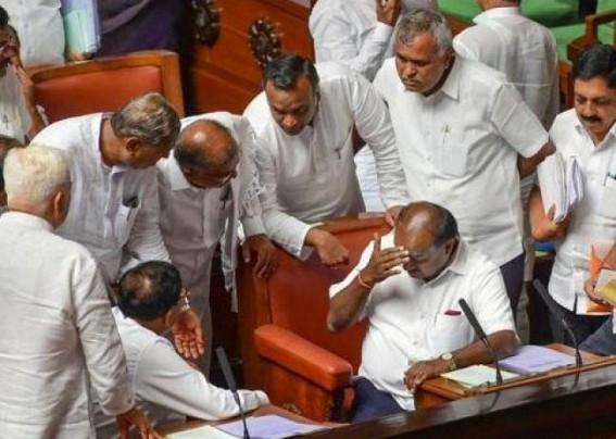 15 Karnataka rebel MLAs to skip assembly session on July 18
