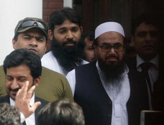 Hafiz Saeed arrested in Pakistan, sent to judicial remand