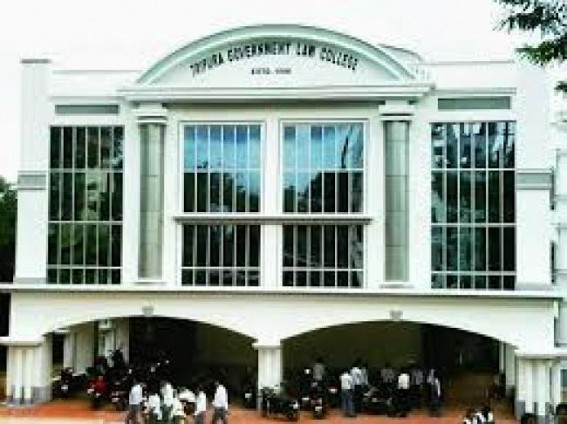 Tripura Govt Law College does not have affiliation for 2 years
