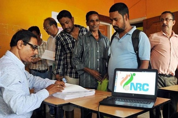 Corruption in NRC process, government wants to engage senior officers for re-verification