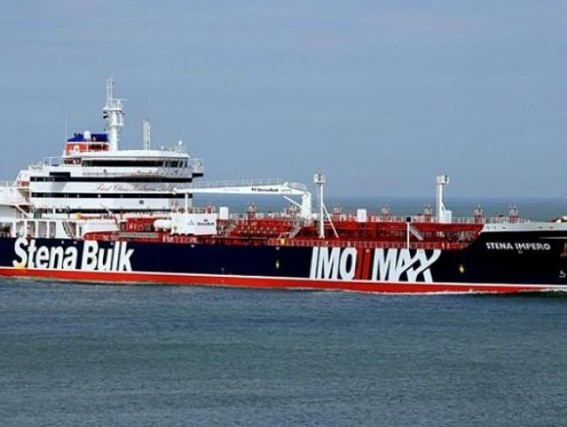 Iran seizes British oil tanker, UK vows 'serious' consequences