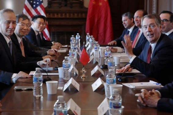 China wants joint front with India against US' 'ugly' trade war