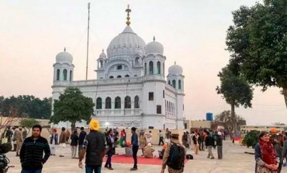 No resumption in dialogue but India, Pakistan talk Kartarpur corridor